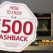Up to £500 cashback with NEFF